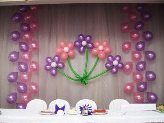 Ornamentacion para 15 a os con globos imagui Ornamentacion con globos