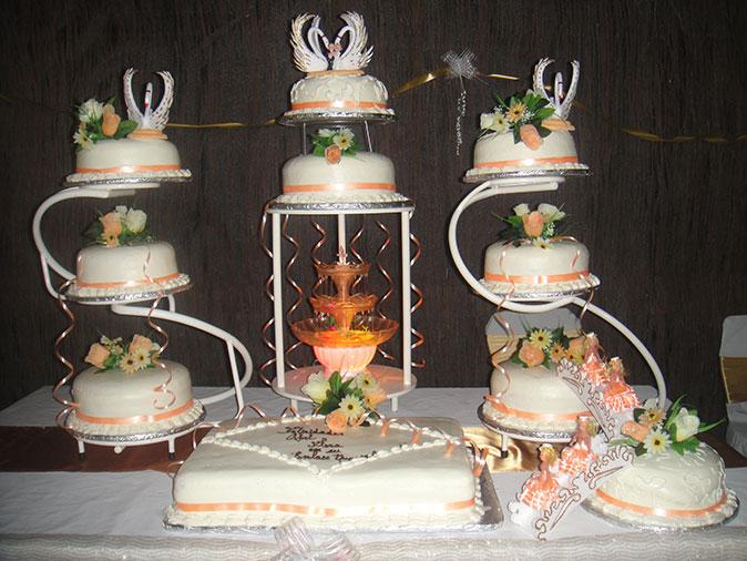Pasteles de boda - Fiestas y pasteles