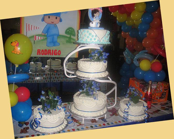 pasteles para bautizos  uniones y otros eventos