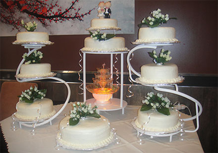 precios de pasteles para boda